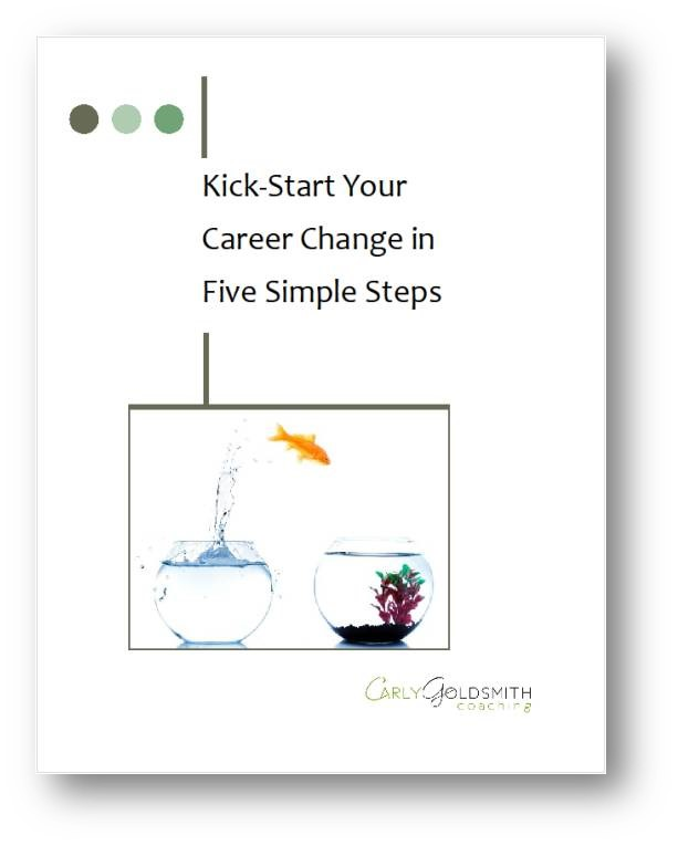 Career Change Guide Cover